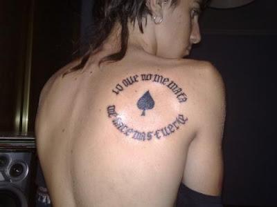 words tattoos. latin word tattoos. latin