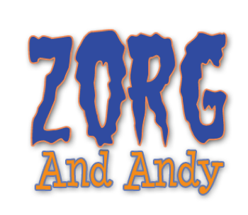 Zorg and Andy - The Blog