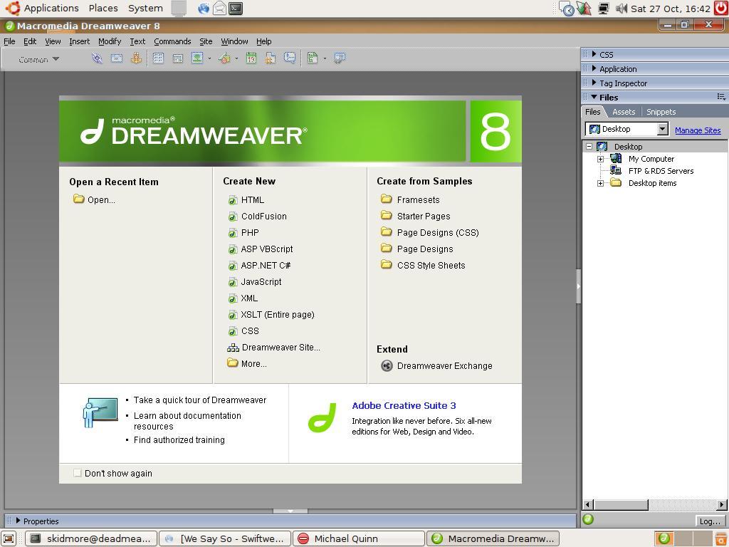 Gametorsu/44551-macromedia-dreamweaver-8-skachat-torrenthtml вы можете ск 815 records adobe macromedia dreamweaver