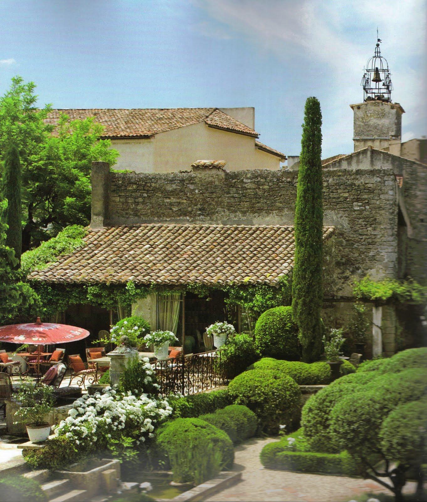Splendid Sass: Michel Biehn, Interior Designer in Provence