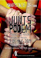 25 d'abril: dia de les llibertats nacionals del poble valencià