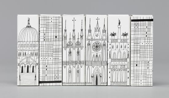 Modern architectural style matchboxes for Basic architectural styles