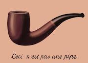 Esto no es una pipa. Rene Magritte