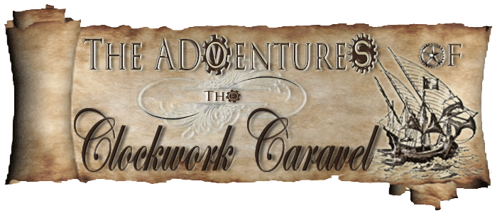 The Adventures of the Clockwork Caravel