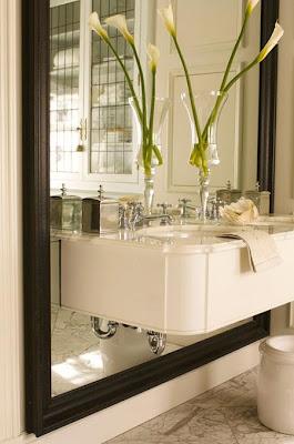 Oliveaux Bathroom Glamour