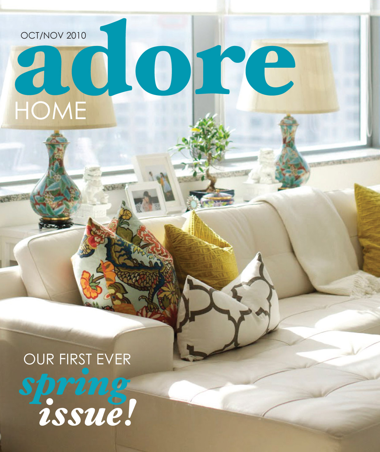 Oliveaux Adore Home Launched