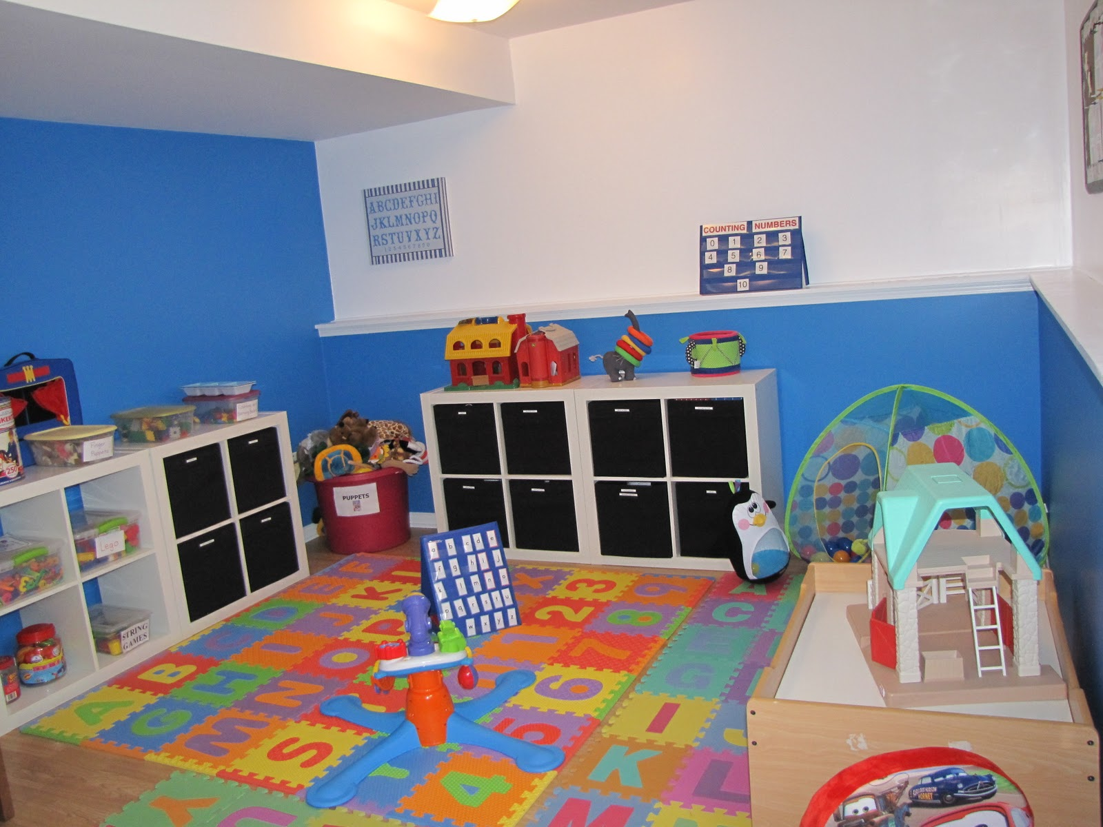 Farm Fresh Baby Playroom Future Daycare Preschool