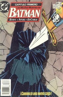 Batman : Las Muchas Muertes de Batman