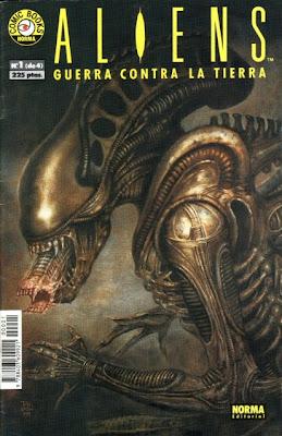 Aliens Guerra Contra la Tierra
