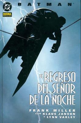 Batman - El Regreso del Señor de la Noche