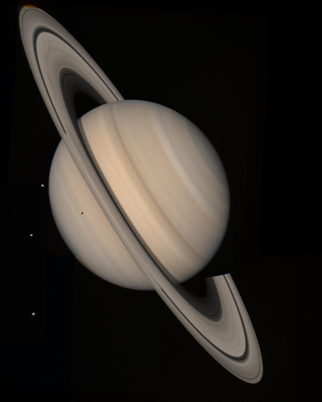 Saturnus adalah sebuah planet