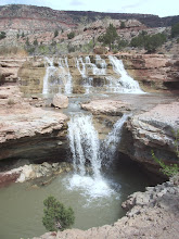 Toquerville Falls, Utah