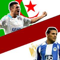 مباراة مصر و الجزائر