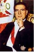 1er Gobierno: Presidente Fernando Belaunde