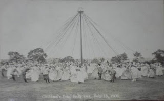 Children's Festival Selly Oak, 1906