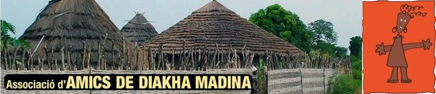 ASSOCIACIÓ D'AMICS DE DIAKHA MADINA - ONG ajuda al Senegal