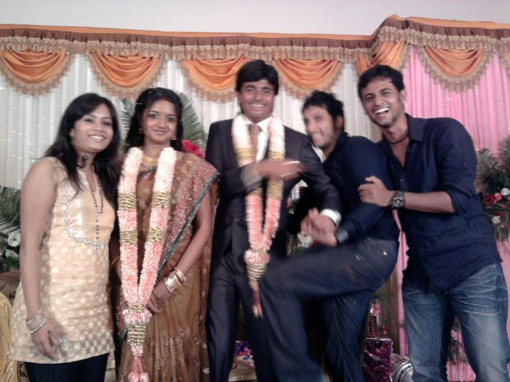 Actor sivakarthikeyan wedding