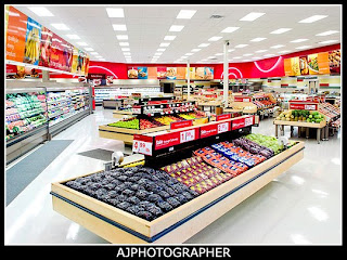 Alex Johnson photographer Photographed the New Target in Atwater
