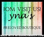 Yna's Preloved Boutique