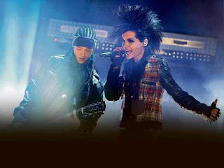 PHOTO; Tokio Hotel - Tom and Bill Kaulitz