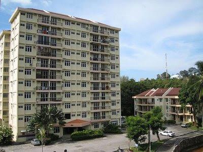 Bayu Emas Service Apartment, Penang Island Hotels