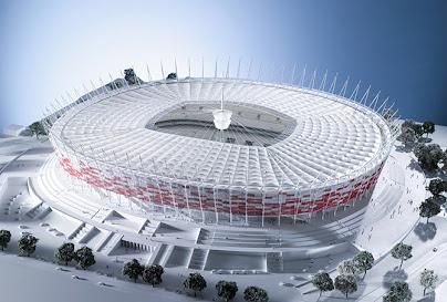 THE NATIONAL STADIUM, WARSAW
