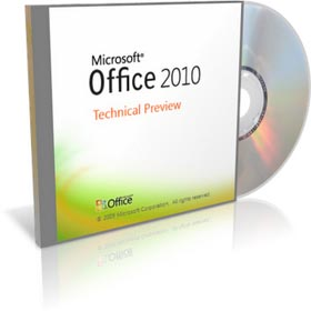 Microsoft Office Professional Plus 2010 Beta