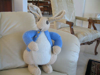 Rosemary's Heirlooms: LATEST KNITTING (and some woodwork)