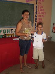 Concursos na E.E.F JK sobre exploração do trabalho infantil