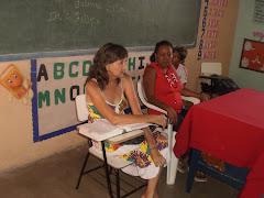 Palestras na Escola JK