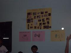 Cartazes produzidos pelos alunos(as)da E.E.F Miguel Nunes