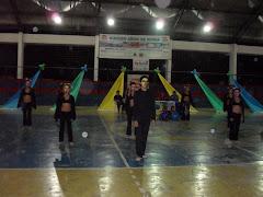 Dança na E.E.F Roberto Rolim