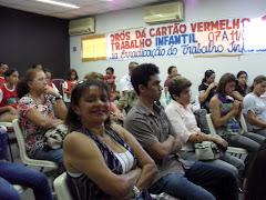 Palestra sobre Erradicação do Trabalho Infantil 11.06.10