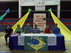 Secretários prestigiam o evento cultural da Semana de Erradicação do Trabalho Infantil