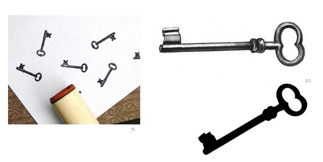 2020 Other | Images: Skeleton Keys Clipart