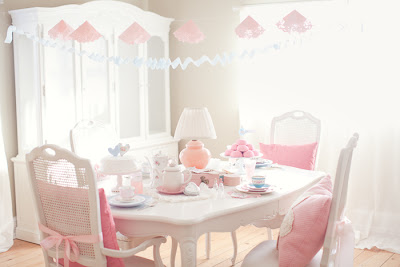 vintage valentine tea party pink party pink and aqua party girls party baby shower bridal shower idea http://www.frostedevents.com DC MD VA  party planners hostess mostess tomkat studios partrydress birthday girl
