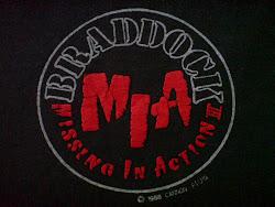 BRADOCK MIA III ©1988