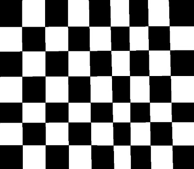 BLACK AND WHITE CHECKERED CURTAINS « Blinds, Shades, Curtains
