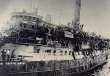 The 'Exodus' boat: 1947