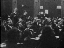 Early Zionist Meeting