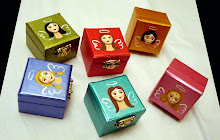 Angelical Little Gift Boxes