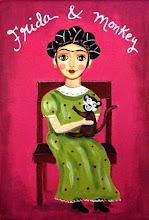 Frida & Monkey