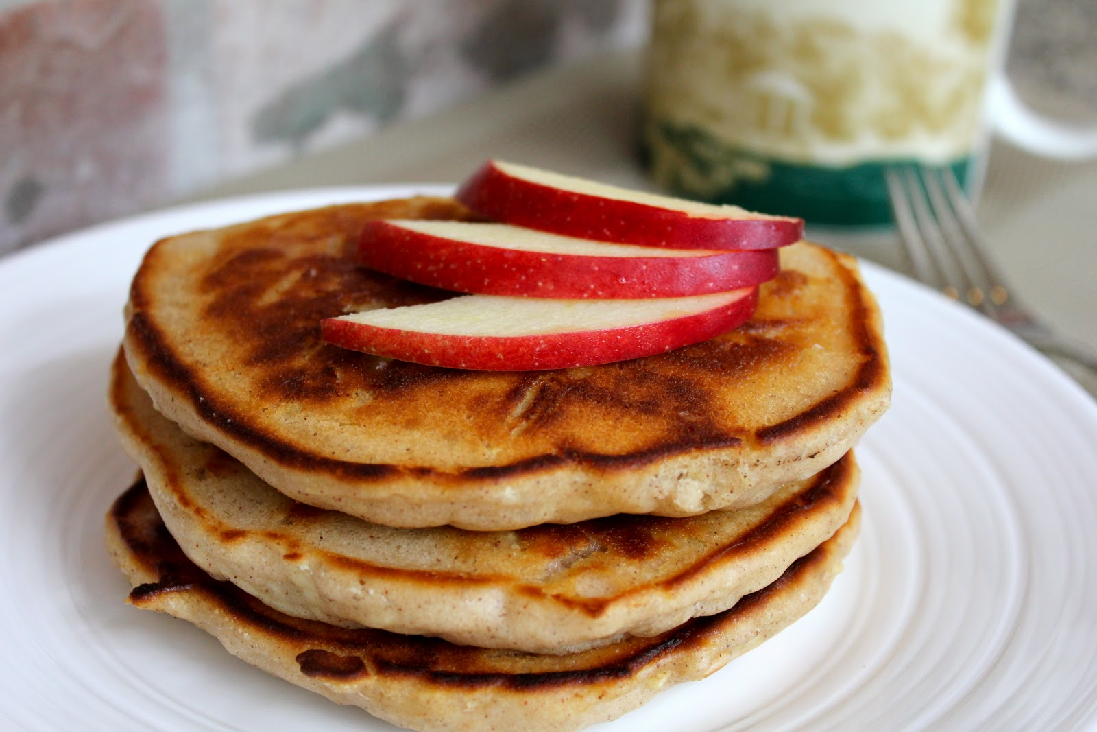Apple Pancakes Recipes — Dishmaps