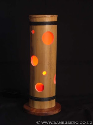 Seni rupa terapan : kerajinan dari bambu