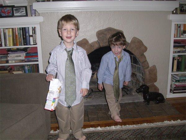 Sammy & Henry
