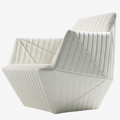 stanley kubrick meets bowie ligne roset s facett chair tomorrow started. Black Bedroom Furniture Sets. Home Design Ideas