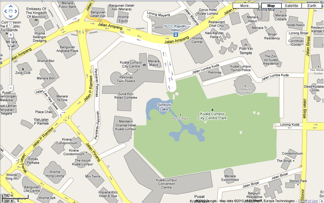 the cow jumped over the moon The wonder of Google Map – Map and Directions from One Place to Another