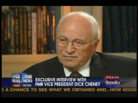 [Cheney+Hannity]