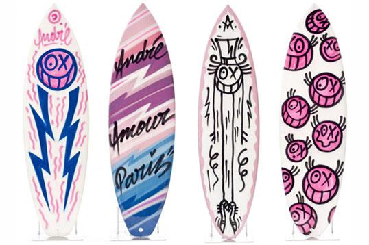 Tablas de snowboard surf y skate imagenes y dise os entra - Tablas de surf personalizadas ...