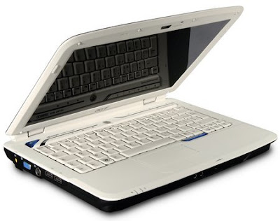 Spesifikasi Laptop / Notebook ACER ASPIRE